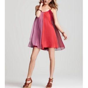 Free People Rainbow Sorbet Dress